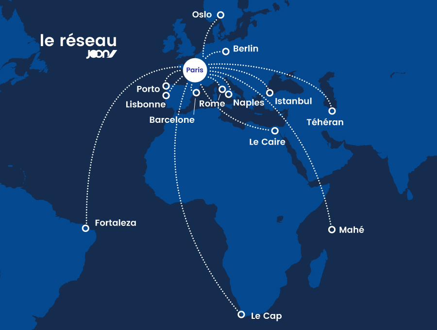 Joon unveils your new destinations | Air France - Corporate